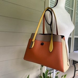 COACH The Lora carryall tote
